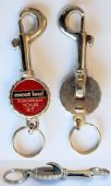Meat Loaf - 'European Tour '87' Bottle Opener Key Fob